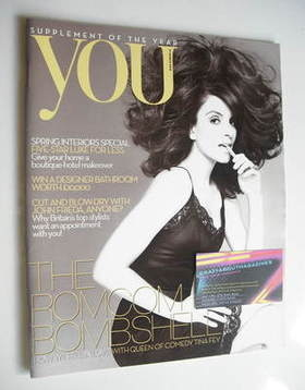 <!--2010-03-21-->You magazine - Tina Fey cover (21 March 2010)