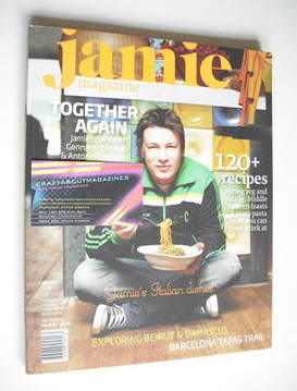 <!--0003-->Jamie Oliver magazine - Issue 3 (May/June 2009)