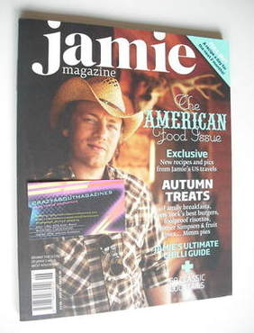 <!--0006-->Jamie Oliver magazine - Issue 6 (October/November 2009)