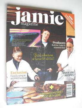 <!--0008-->Jamie Oliver magazine - Issue 8 (February/March 2010)