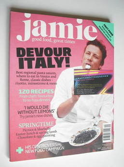 <!--0009-->Jamie Oliver magazine - Issue 9 (April/May 2010)