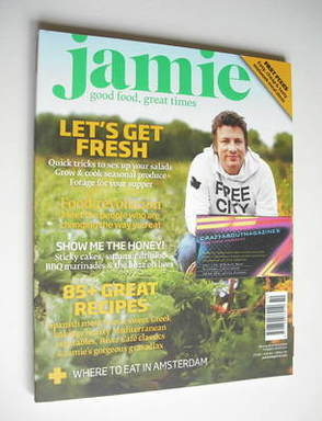 <!--0010-->Jamie Oliver magazine - Issue 10 (June 2010)