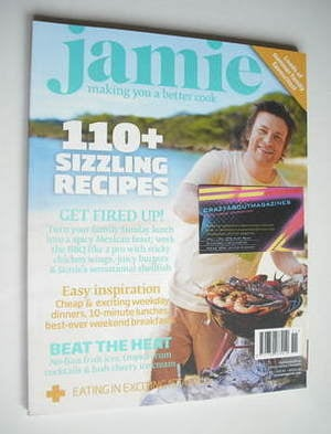<!--0011-->Jamie Oliver magazine - Issue 11 (July 2010)