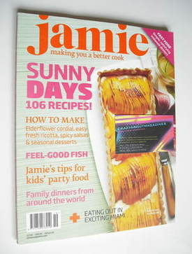<!--0019-->Jamie Oliver magazine - Issue 19 (May/June 2011)