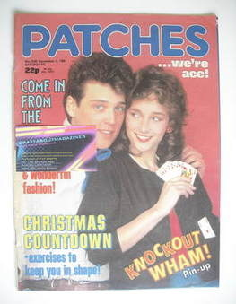 Patches magazine - 3 December 1983 (No. 248)