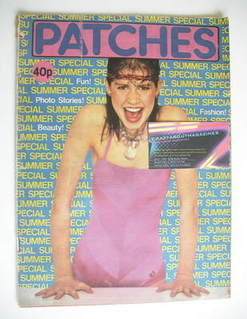Patches magazine - Summer Special 1982