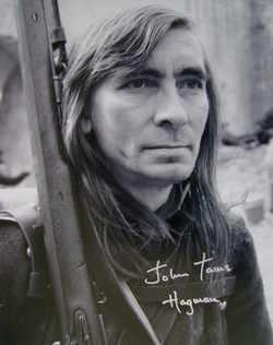 John Tams autograph