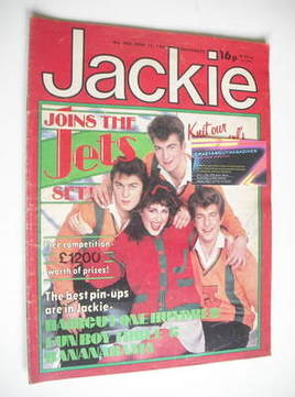 <!--1982-06-12-->Jackie magazine - 12 June 1982 (Issue 962)