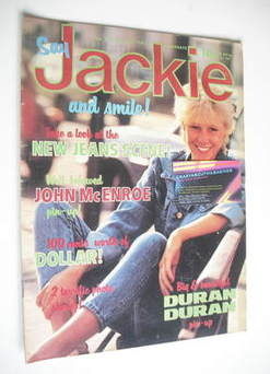 <!--1982-06-19-->Jackie magazine - 19 June 1982 (Issue 963)
