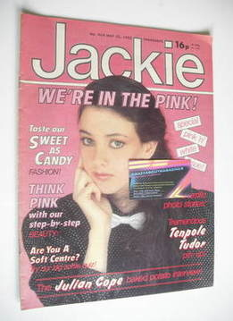 <!--1982-05-22-->Jackie magazine - 22 May 1982 (Issue 959)