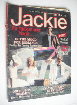<!--1982-06-26-->Jackie magazine - 26 June 1982 (Issue 964)