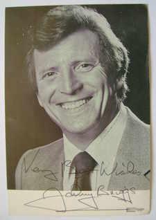 Johnny Briggs autograph