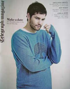 <!--2011-08-06-->Telegraph magazine - Jim Sturgess cover (6 August 2011)