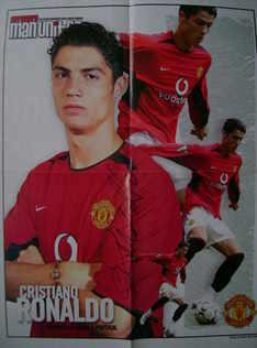 Cristiano Ronaldo autograph