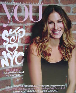 <!--2009-12-27-->You magazine - Sarah Jessica Parker cover (27 December 200
