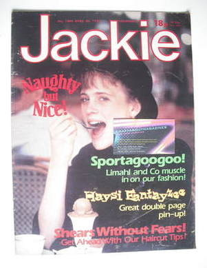 <!--1983-04-30-->Jackie magazine - 30 April 1983 (Issue 1008)