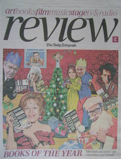 The Daily Telegraph Review newspaper supplement - 20 November 2010