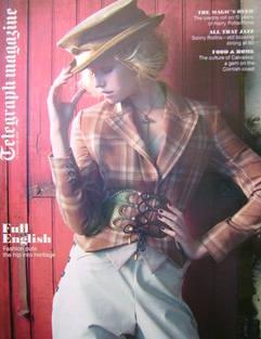 <!--2010-11-13-->Telegraph magazine (13 November 2010)