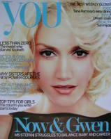 <!--2007-09-02-->You magazine - Gwen Stefani cover (2 September 2007)