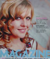<!--2007-03-03-->The Times magazine - Ashley Jensen cover (3 March 2007)