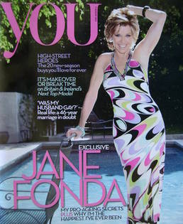 <!--2011-08-07-->You magazine - Jane Fonda cover (7 August 2011)