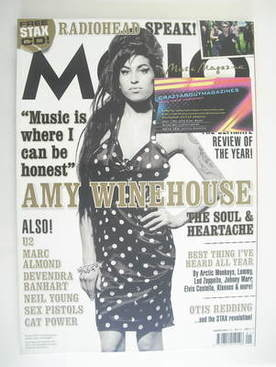 <!--2008-01-->MOJO magazine - Amy Winehouse cover (January 2008)