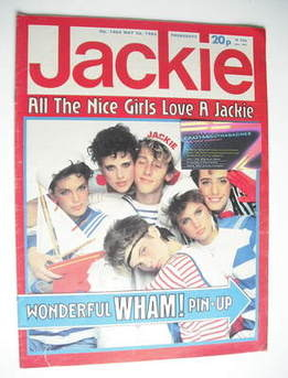 <!--1984-05-26-->Jackie magazine - 26 May 1984 (Issue 1064)
