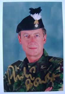 Philip Bowen autograph