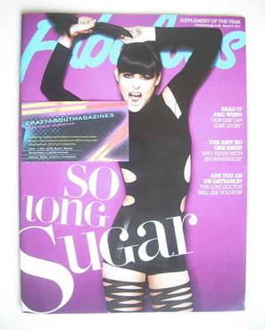 <!--2011-08-06-->Fabulous magazine - Helen Milligan cover (6 August 2011)