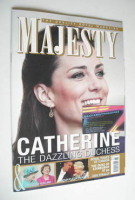 <!--2011-06-->Majesty magazine - Kate Middleton cover (June 2011)