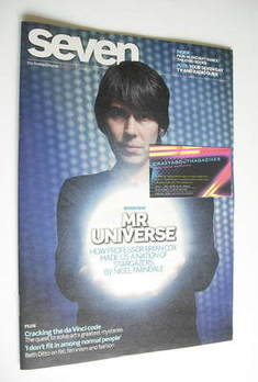 Seven magazine - Professor Brian Cox cover (20 February 2011)