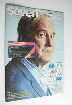 Seven magazine - John Cleese cover (24 April 2011)