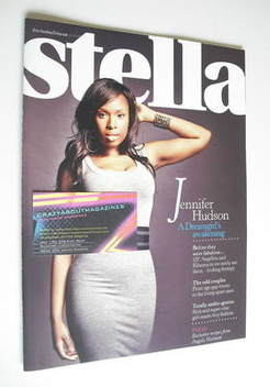 <!--2011-04-24-->Stella magazine - Jennifer Hudson cover (24 April 2011)