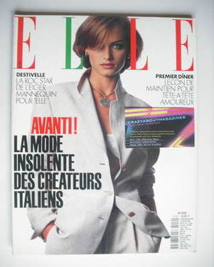 <!--1992-03-23-->French Elle magazine - 23 March 1992