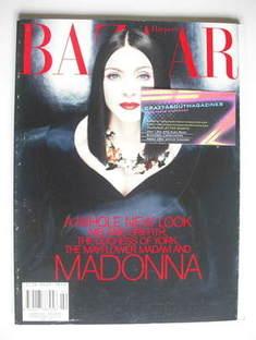 <!--1999-02-->Harper's Bazaar magazine - February 1999 - Madonna cover