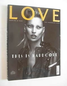 <!--2011-04-->Love magazine - Issue 5 - Spring/Summer 2011 - Kate Moss cover