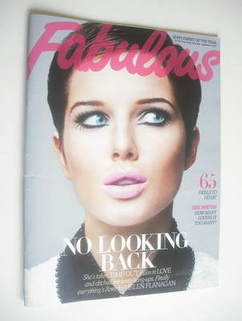<!--2011-09-03-->Fabulous magazine - Helen Flanagan cover (3 September 2011