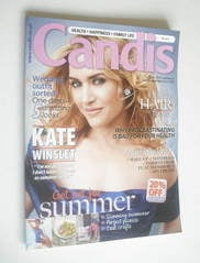 Candis magazine - August 2011 - Kate Winslet cover