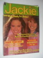 <!--1982-05-08-->Jackie magazine - 8 May 1982 (Issue 957)