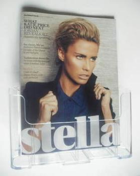 Stella magazine - Katie Price cover (25 September 2011)