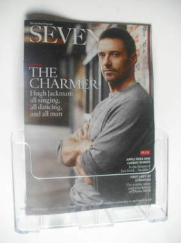 Seven magazine - Hugh Jackman cover (25 September 2011)