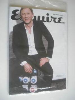 Esquire magazine - Daniel Craig cover (September 2011 - Subscriber's Issue)