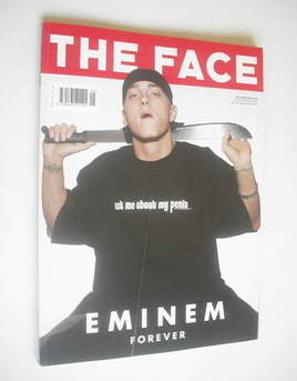 <!--2002-05-->The Face magazine - Eminem cover (May 2002 - Volume 3 No. 64