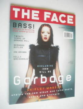 The Face magazine - Shirley Manson cover (February 1998 - Volume 3 No. 13)