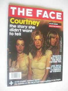 <!--1998-11-->The Face magazine - Courtney Love cover (November 1998 - Volu