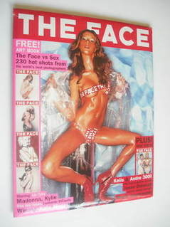 <!--2004-05-->The Face magazine - Gisele Bundchen, Kelis, Andre 3000 cover