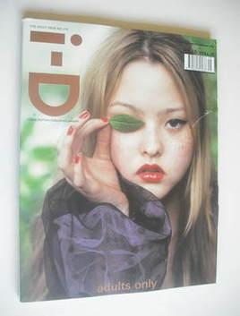 <!--1998-09-->i-D magazine - Devon Aoki cover (September 1998)