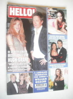 <!--2004-11-02-->Hello! magazine - Hugh Grant and Jemima Khan cover (2 November 2004 - Issue 840)
