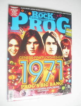 Classic Rock Prog magazine (Summer 2011 - Issue 17)