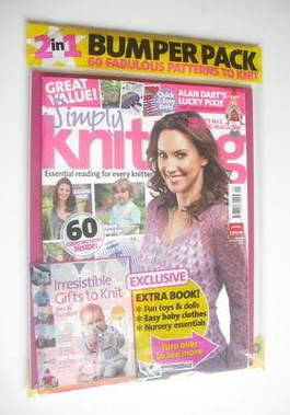 Simply Knitting magazine (Issue 84 - September 2011)